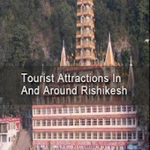 Tourist Attractions Rishikesh