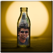 Photo In Bottle