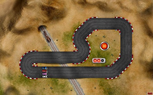 Old School Race for tablets - screenshot thumbnail