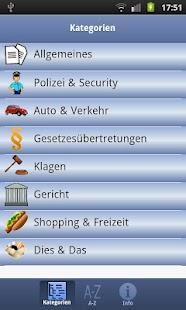 Taschenanwalt Österreich- screenshot thumbnail