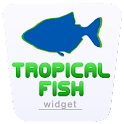 Tropical Fish Widget logo