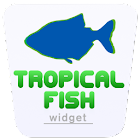 Tropical Fish Widget icon