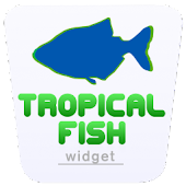 Tropical Fish Widget