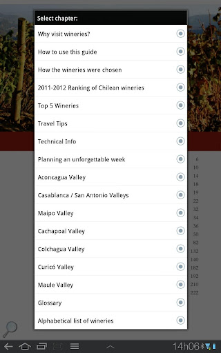 Le Winery Guide Chile