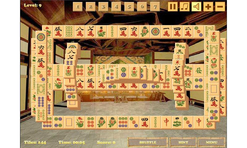 Mahjong Ace - screenshot