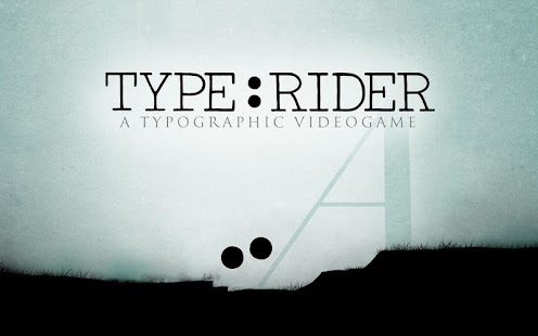 Type:Rider - screenshot thumbnail