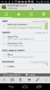 Grocery iQ- screenshot thumbnail