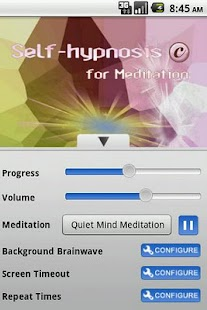 Self-Hypnosis for Meditation - screenshot thumbnail