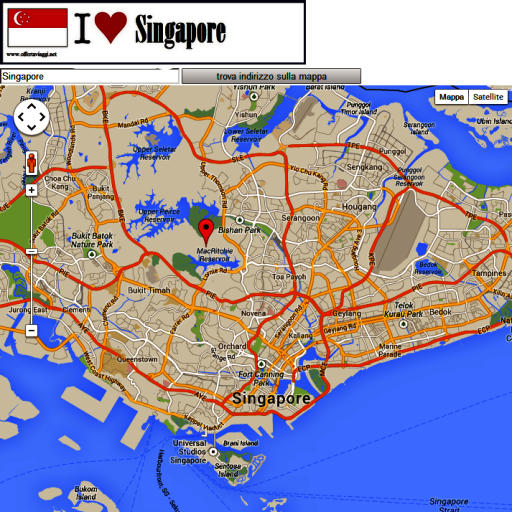 Offline Map Singapore (Free) - Android Apps on Google Play