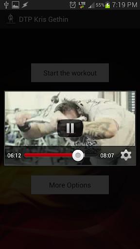 【免費健康App】DTP Kris Gethin-APP點子