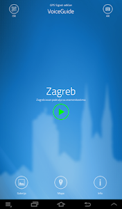 VoiceGuide Zagreb HR screenshot 8
