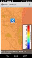 Screenshot of My Weather Indicator