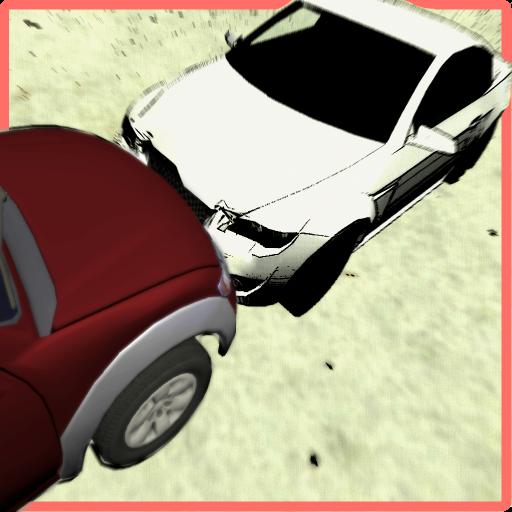 Car Clash GT Arena 3D FREE  LOGO-APP點子