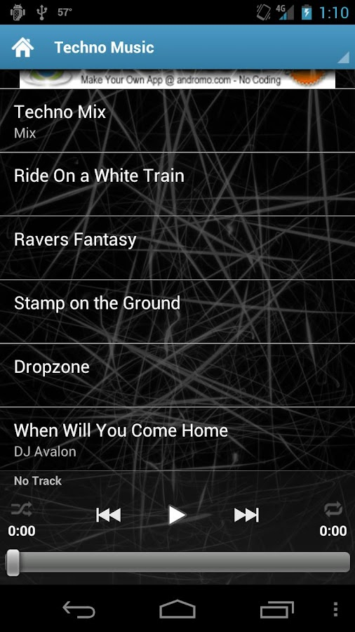 Techno trance music android apps on google play for Google terance