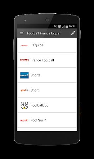 Football France Ligue 1