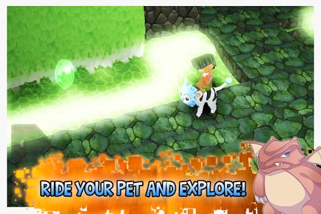 8 Minimon 3D App screenshot