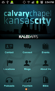 Calvary Chapel Kansas City- screenshot thumbnail