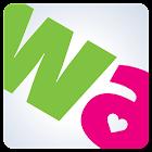 Wamba - meet women and men icon