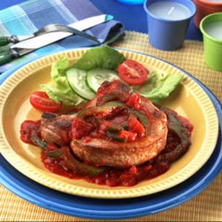Mediterranean Pork Chops Recipes.