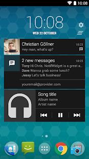 NotiWidget - Notifications Screenshot 3