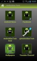 Screenshot of Androidian Tech