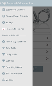 Diamond Calculator PRO screenshot 5