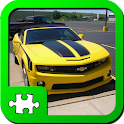 Puzzles: Cars icon