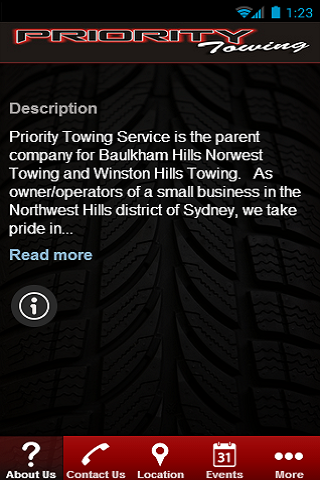 【免費交通運輸App】Priority Towing Service-APP點子