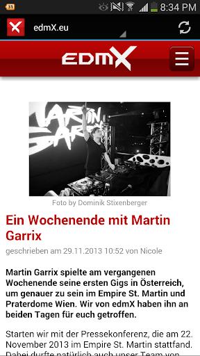 edmX.FM - EDM Radio