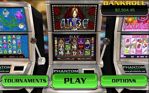 Alice - HD Slot Machine - screenshot thumbnail
