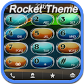 RocketDial Colorful Theme icon