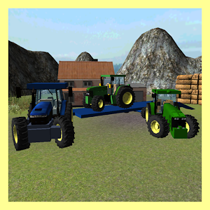 Tractor Transporter 3D for PC and MAC