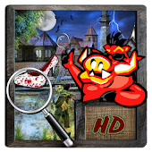 Haunted Village Hidden Objects