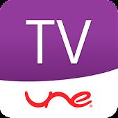 UNE: TV