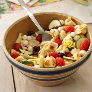 Connie's Tortellini Salad.