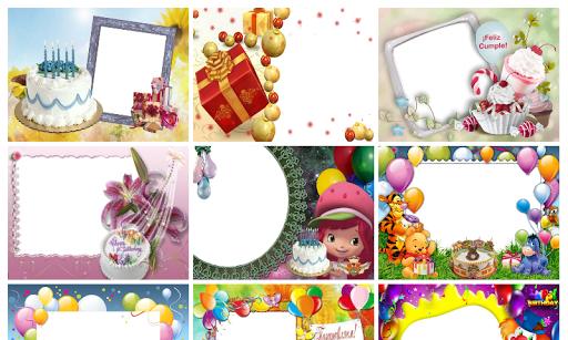Birthday Frames