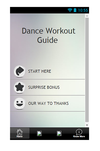 Dance Workout Guide