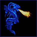 Fire Dragon Live Wallpaper icon