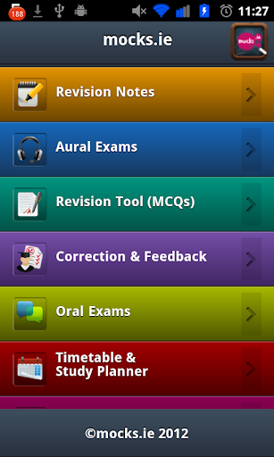 mocks.ie Leaving Cert App