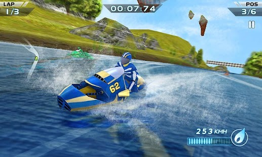 Powerboat Racing 3D Screenshot 4