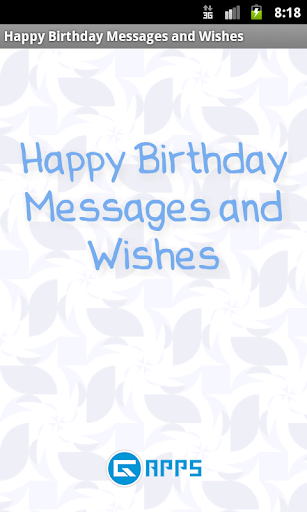 Birthday Quotes and Messages