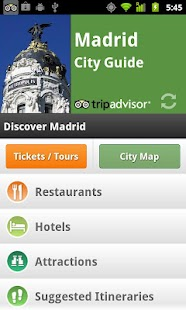 Madrid City Guide - screenshot thumbnail