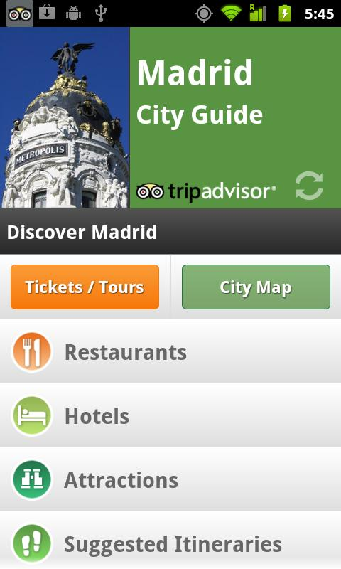 Madrid City Guide image #1