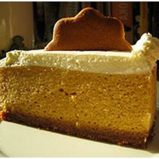 Sensational Double Layer Pumpkin Pie