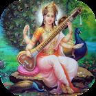 Goddess Saraswati HD LWP icon