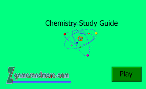 Chemistry Study Guide Unit 1