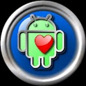 Beating Heart Android logo