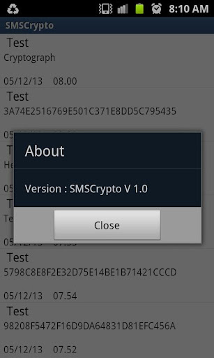 SMSCrypto