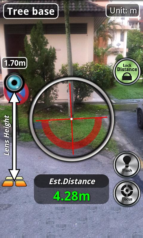 Auto Distance - screenshot