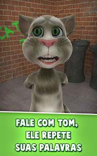 Tom, o Gato Falante Free - screenshot thumbnail